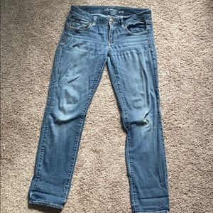 As short size 6 jeans
